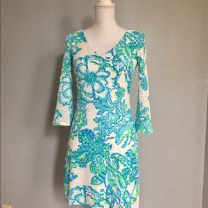 Lilly Pulitzer Dresses - Lilly Pulitzer Alden Crochet Lace Dress Size Small